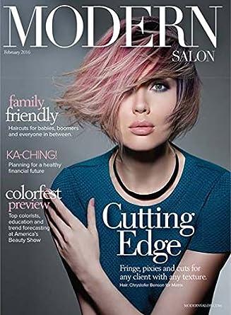 Modern Salon Amazon Magazines