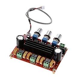 KKmoon TPA3116D2 50W*2+100W 2.1 Channel Digital Subwoofer Power Amplifier Board DC12V-24V