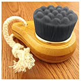 Soft Mild Fiber Face Wash Brush Massage Cleaner Skin Care Tool