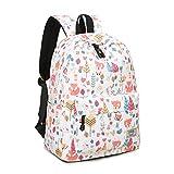 Joymoze Water Resistant Leisure Student Backpack