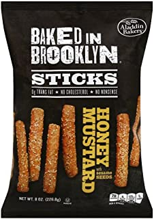 product image for Baked In Brooklyn Snack Stick Hny Mustard
