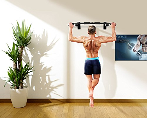 Yes4All Wall Mount Chin Up Bar