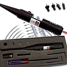 Feyachi BoreSighter Bore Sight kit for 0.22 to 0.50 Caliber Rifles Handgun Red Laser