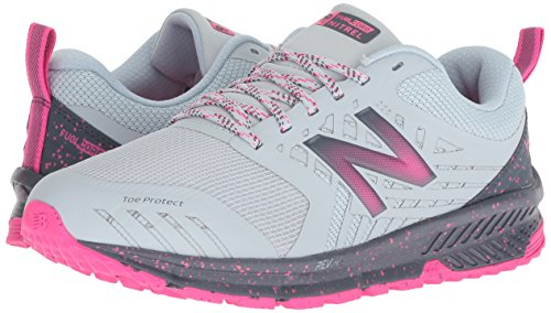 Nitrel pink Glo Grigio Scarpe Balance Running Porcelain Donna New V1 gunmetal Blue Rl1 light 5nHPxw