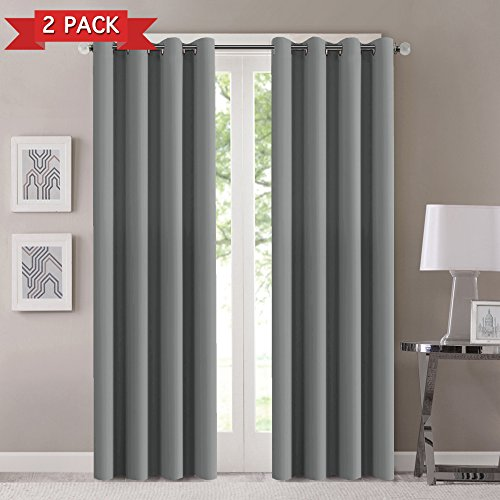 warm blackout curtains panels