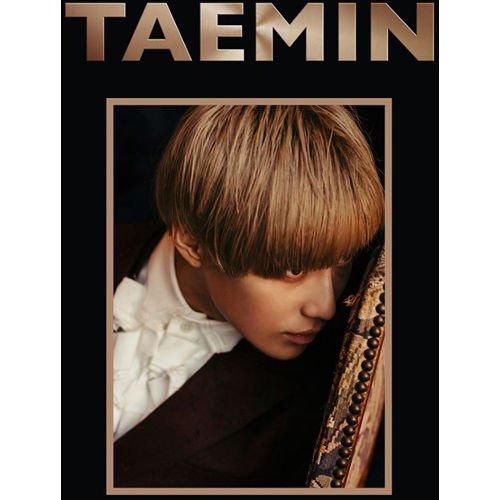 SHINEE TAEMIN - [PRESS IT] 1st Album Random Cover CD+Photo Booklet+Photo Card K-POP Sealed