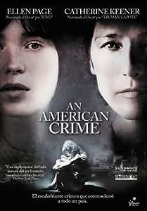 An American Crime [DVD]