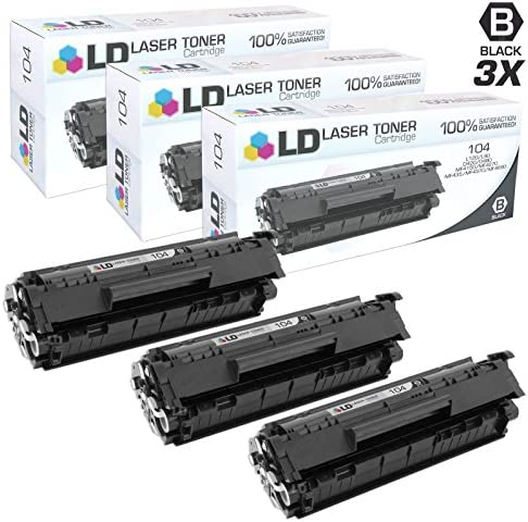 LD Compatible Cartridge Replacement 3 Pack product image