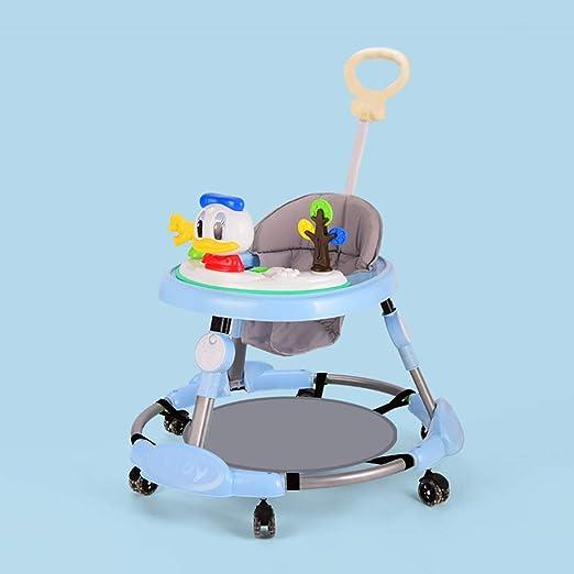 LFY Andadores para bebés, de 6 a 18 Meses antivuelco Plegable para ...