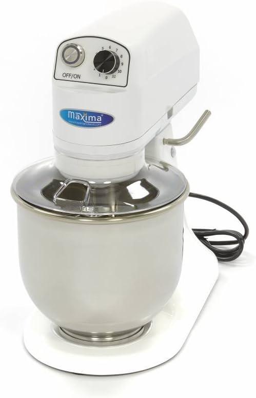 Maxima 09300154 MPM 7L - Robot de cocina (acero inoxidable): Amazon.es: Hogar