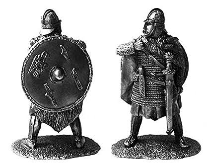 Amazon com: Military-historical miniatures Anglo-Saxon chieftain 7