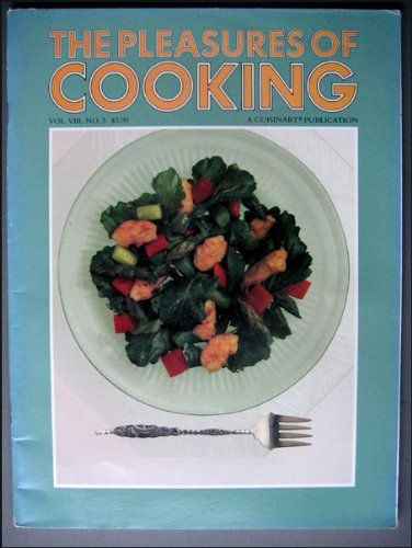 The Pleasures of Cooking March/April 1986 Tunisian North African Cuisine, Bernard Loiseaur, Asparagus, Apple Pudding