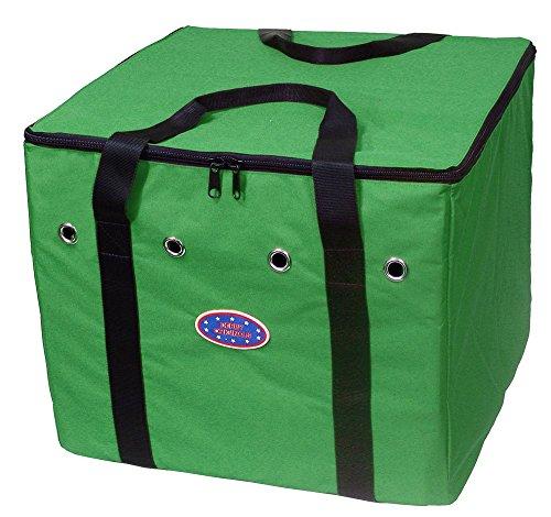 Derby Originals Breathable Heavy Duty Three Layered Bottom Half Bale Hay Bale Bags
