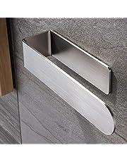 Taozun Hand Towel Bar - Adhesive Towel Holder Stainless Steel Towel Rack for Bathroom Kitchen