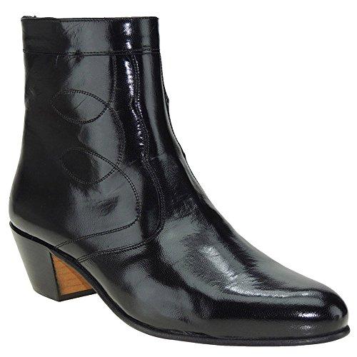 For Calzados Black Romero Men Boots qXwXrEY