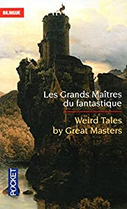 """Afficher """"Weird tales by great masters"""""""