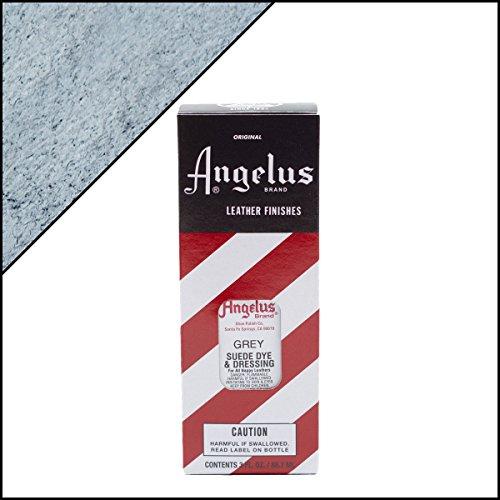 Angelus Suede Dye Grey ()