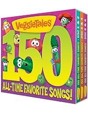 150 All-time Favorite Veggie Tunes