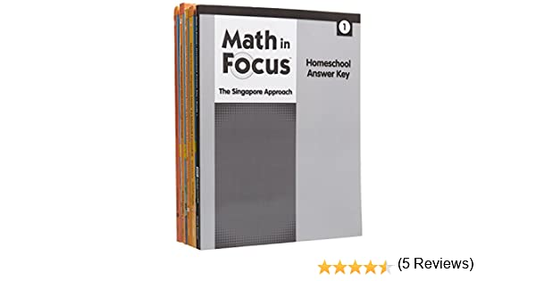Amazon math in focus singapore math homeschool package with amazon math in focus singapore math homeschool package with answer key grade 1 9780544133761 houghton mifflin harcourt books fandeluxe Images