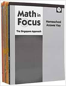 Amazon math in focus singapore math homeschool package with amazon math in focus singapore math homeschool package with answer key grade 1 9780544133761 houghton mifflin harcourt books fandeluxe Image collections