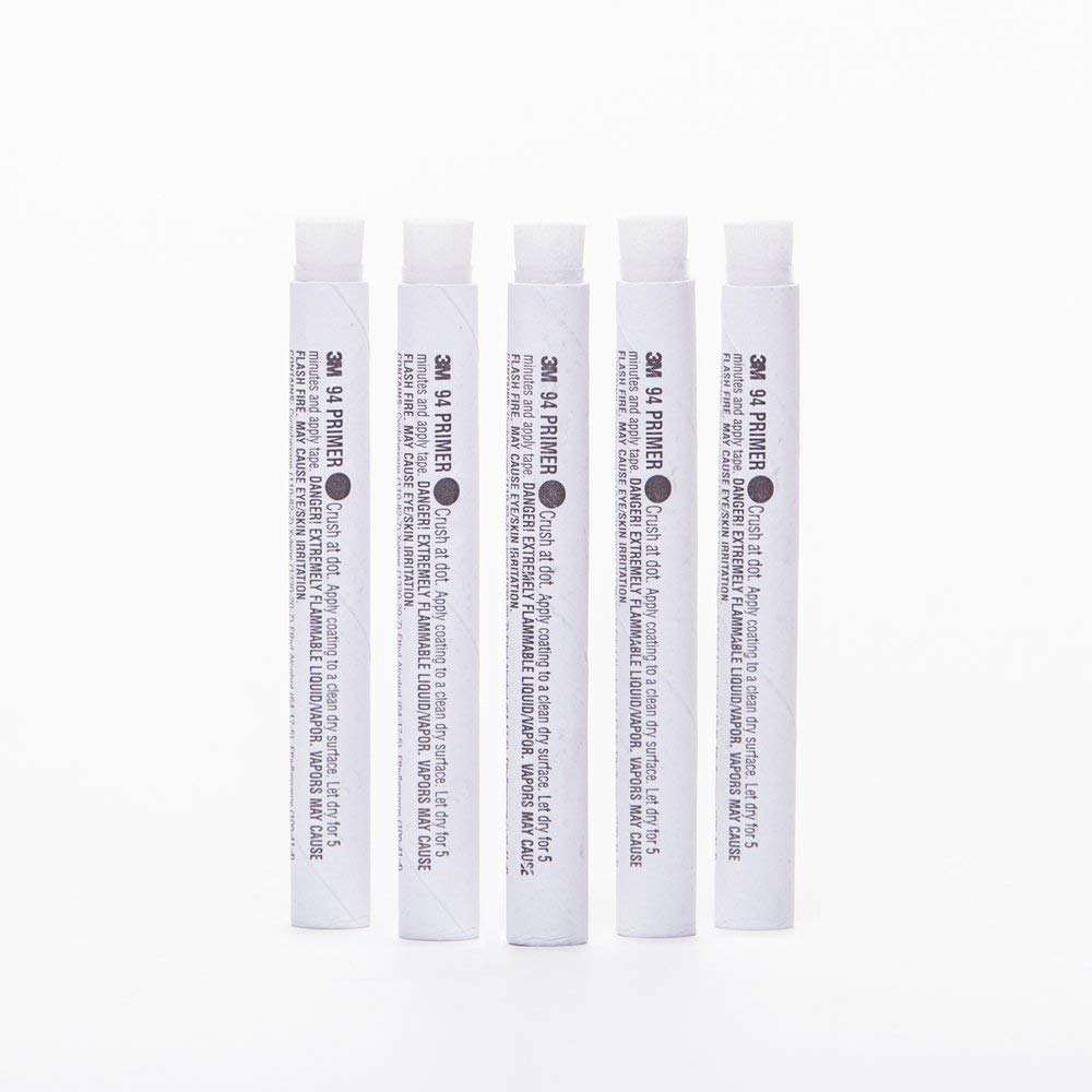 3M Primer 94 Pen 0.2oz | Vinyl Car Wrap Application Tool (5 Pack)