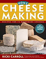 In this home cheese making primer, Ricki Carrol presents basic techniques that will have you whipping up delicious cheeses of every variety in no time. Step-by-step instructions for farmhouse cheddar, gouda, mascarpone, and more are ac...