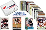 Bo Jackson-Oakland Raiders- Collectible Lot of 20 NFL Trading Cards - Fanatics Authentic Certified - Football Player Sets