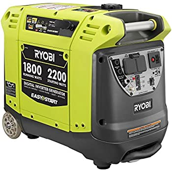 Ryobi 2200-Watt Digital Inverter Generator RYI2200