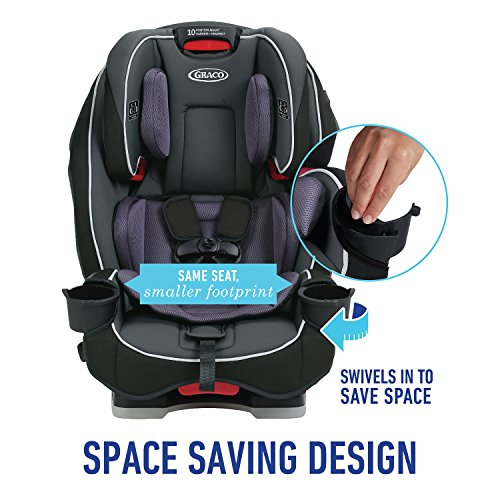 Graco SlimFit All-in-One Convertible Car Seat, Annabelle by Graco (Image #1)