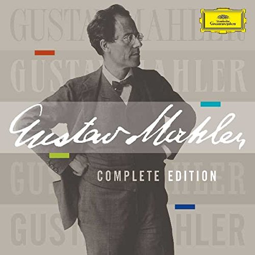(Gustav Mahler: Complete Edition [18 CD Box Set][Limited Edition])