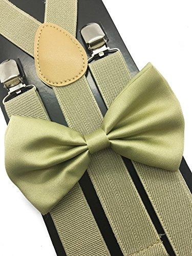 4everStore Unisex Bow Tie & Suspender Sets
