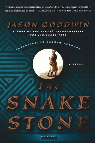 The Snake Stone: A Novel (Investigator Yashim)