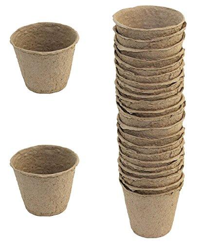 Biodegradable Planters Round Starter Starting