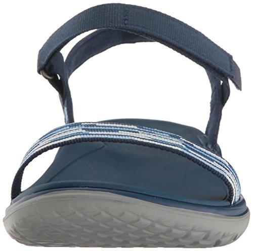 Tacion Terra Women''s Sandal W Blue float Nova multi Teva AzFYwY