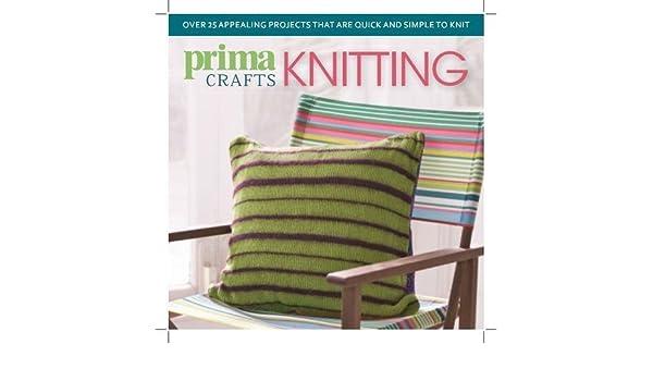 Prima Crafts Knitting Fw Media International Ltd 9781446303894