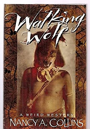 book cover of Walking Wolf