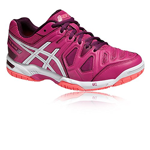 Blue 5 Donna Scarpe white game Pink 38 Eu Gel Bianco Asics Da pool Mirage Tennis blue 0162 qEU7F1
