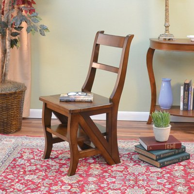 Franklin Chair/Ladder - Folding Chair Ladder