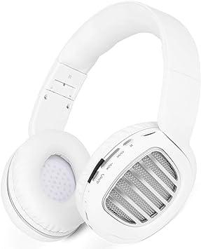 NOCTIC oltune Bluetooth 4.2 - Auriculares inalámbricos con micrófono y Graves Profundos, Almohadillas de proteína cómodas, Suaves y Ligeros, para iPhone/Samsung/PC/TV/Viajes: Amazon.es: Electrónica
