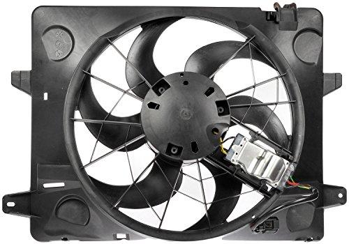 Marquis Fan Assembly - Dorman 620-120 Radiator Fan Assembly