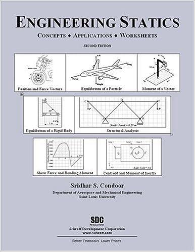 Engineering Statics: Amazon co uk: Sridhar Condoor