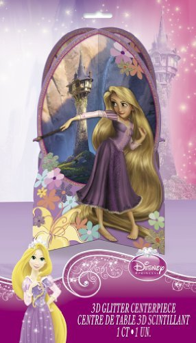 Disney Tangled Centerpiece Decoration, 12