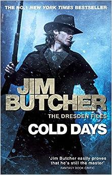 Book Cold Days: The Dresden Files, Book Fourteen: 14
