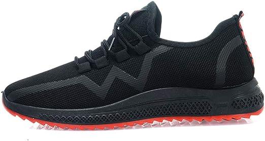 Zapatos Hombre MISSWongg Zapatillas Hombres Deporte Running ...