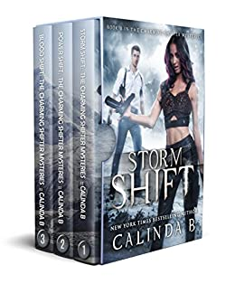 Boxed Set: The Charming Shifter Mysteries, books 1 - 3 by [B, Calinda]