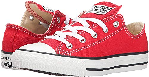 Converse Low TOP RED (Women Converse Red)