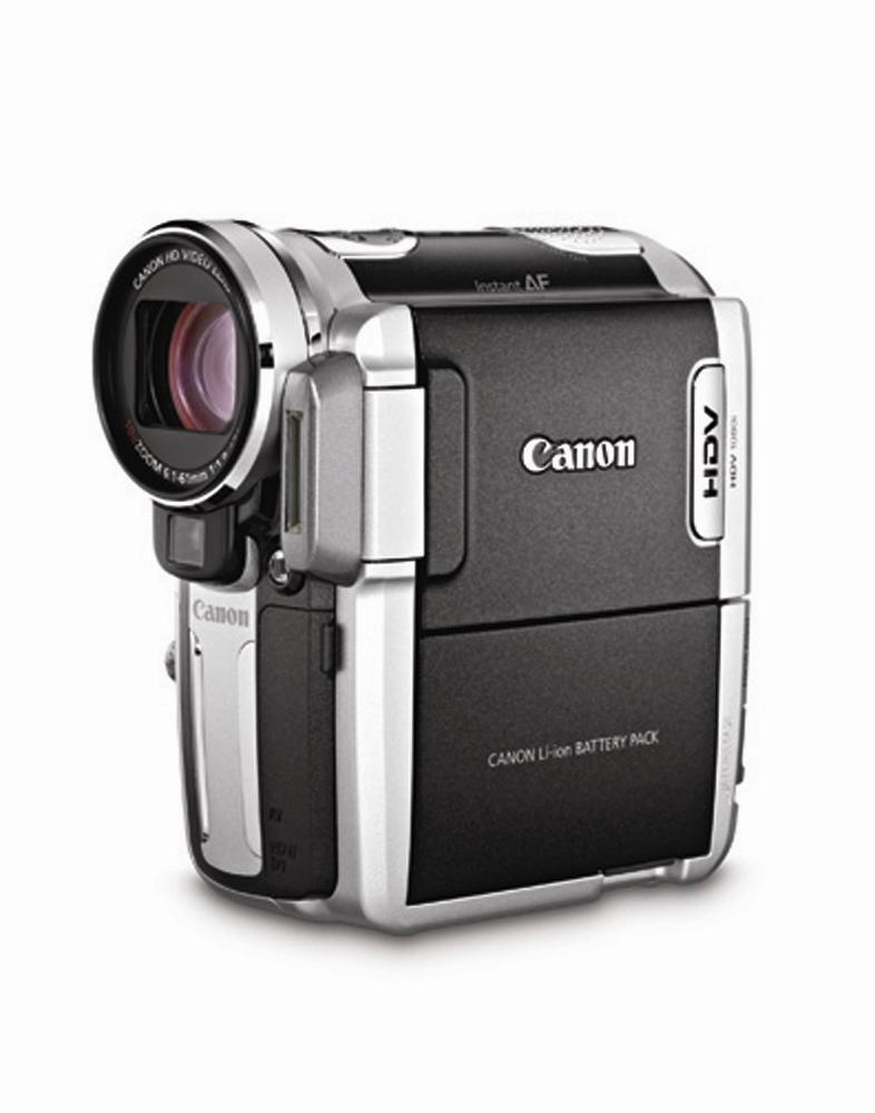 amazon com canon hv10 3 1mp high definition minidv camcorder with rh amazon com Owners Manual Canon Canon EOS Rebel User Manual