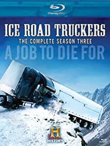 Ice Road Truckers: Season 3 [Blu-ray]