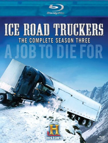 Blu-ray : Ice Road Truckers: The Complete Season Three (3PC)