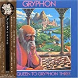 Red Queen to Three (Jpn) by Gryphon (2003-12-02)